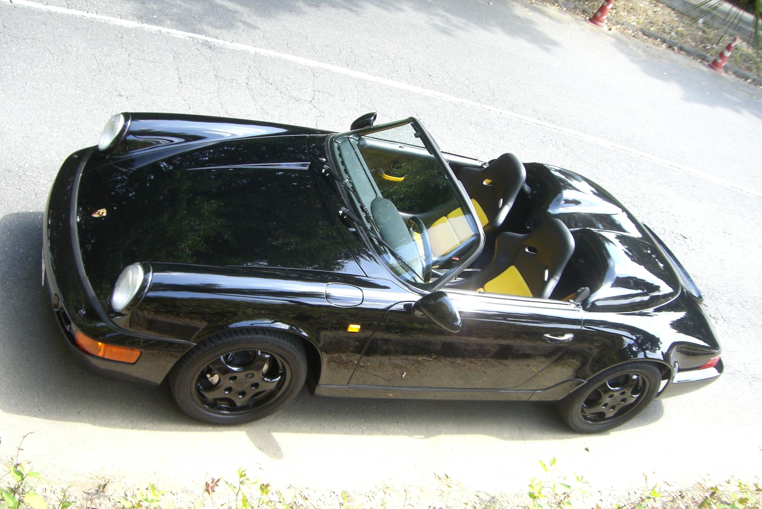 964SS 黒1993年 101