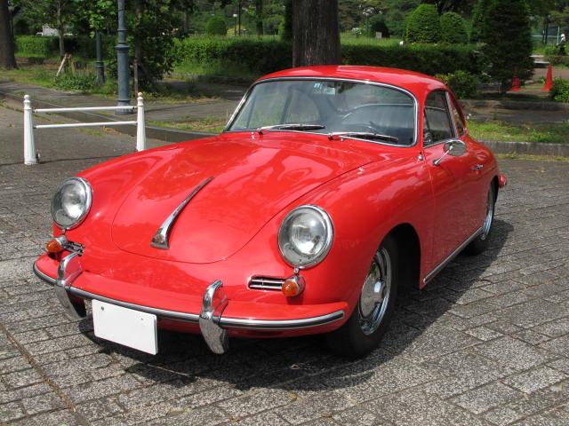 356Bクーペスーパー90 1961