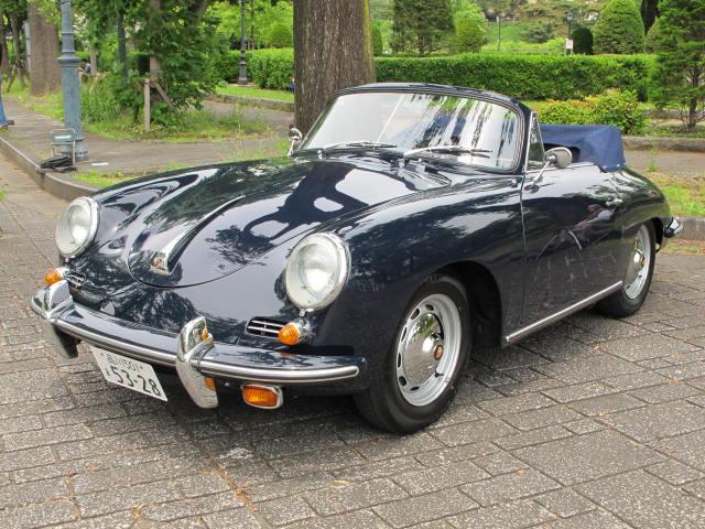 356Bカブリオレ1960