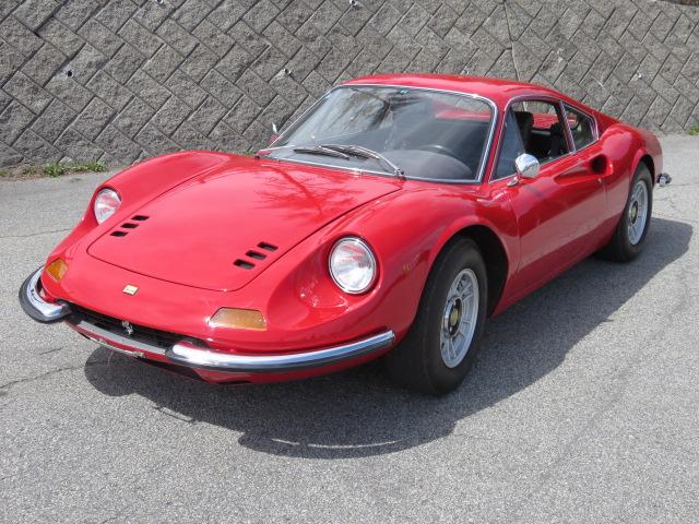 フェラーリ・ディーノ246GT